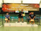 Фестивал по тенис на маса Албена 2010